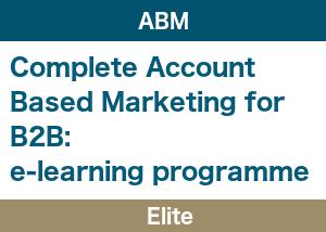 Account Based Marketing Elite